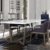 Modern design german style marble dining room table concrete dining table