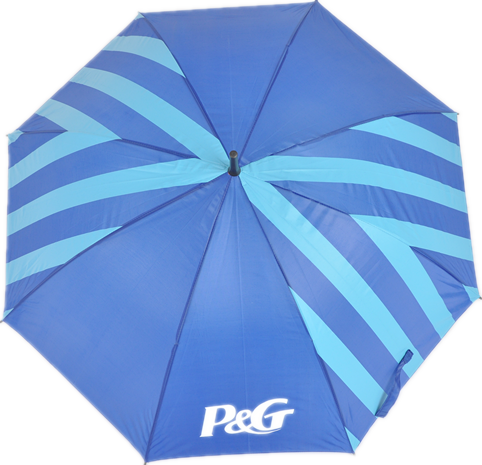advertising custom straight umbrella with logo