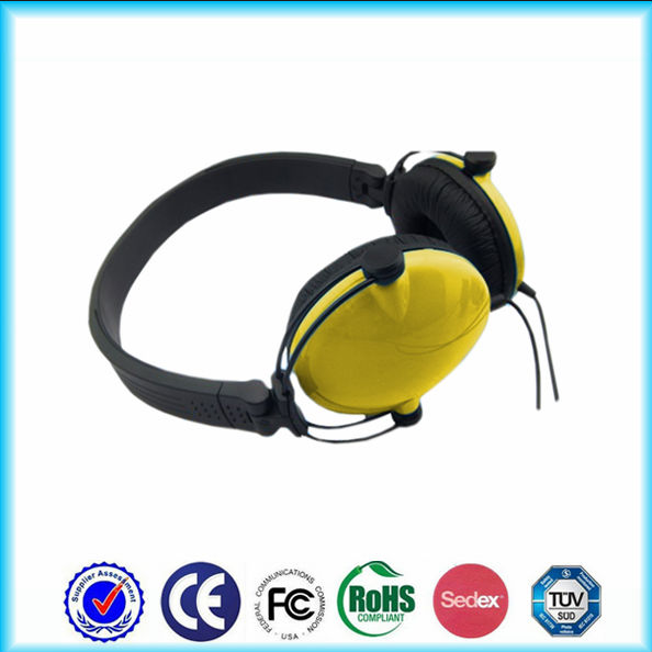 Promotional Gift Brand Name Headphone 2014