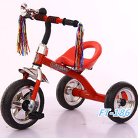 China new design baby tricycle kids pedal trike children toys car