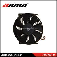 Universal electric radiator fan/auto cooling fan