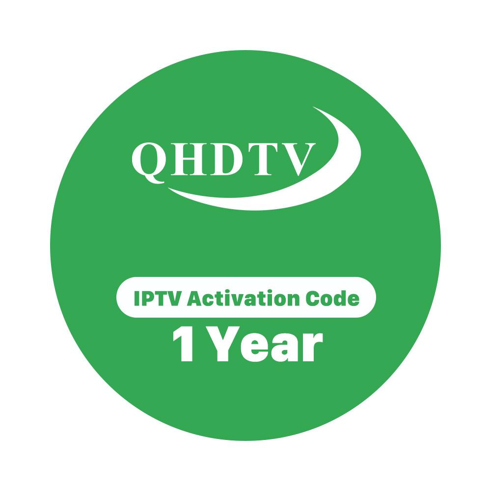 Alibaba.com / IPTV Arabic Subscription French Abonnement QHDTV 1 Year Code Europe Belgium Netherlands Channels