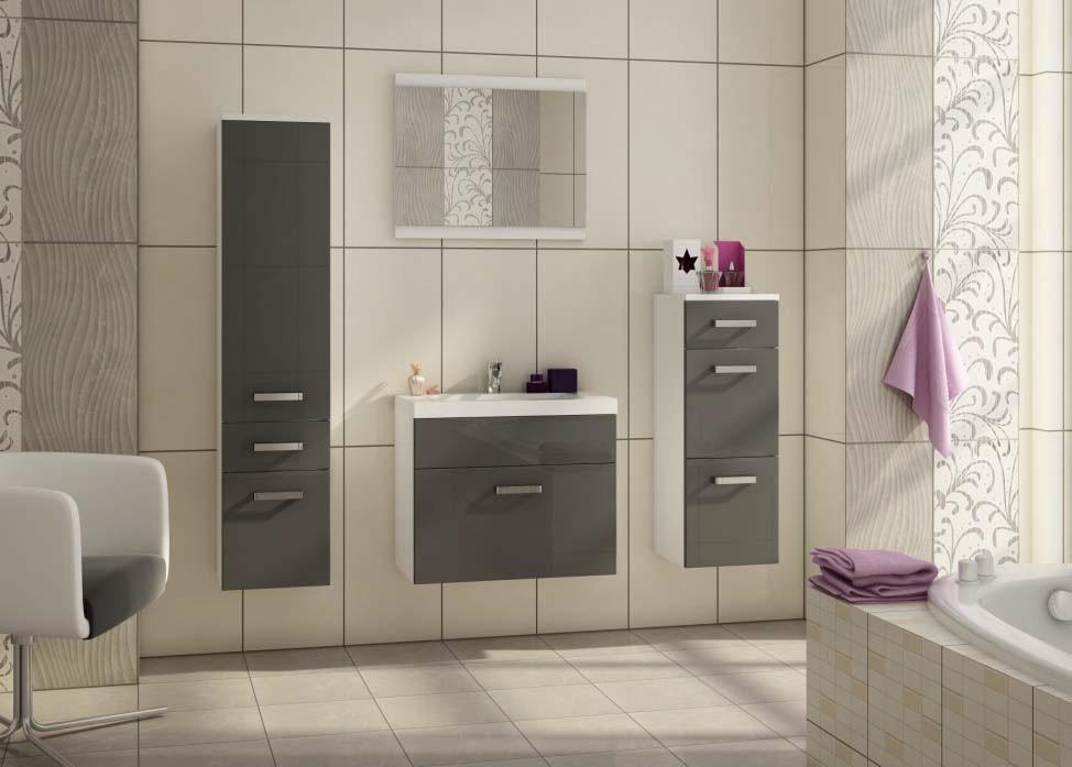 Bathroom Furniture Viva Modern Bathroom Cabinets Gloss   Buy Bathroom  Furniture Product On Alibaba.com