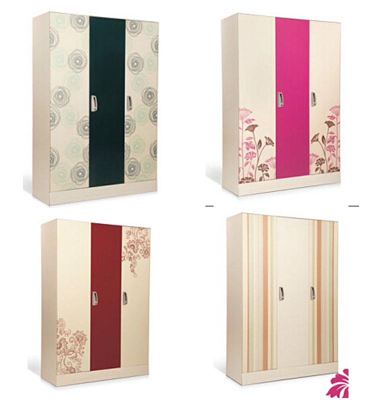3 Door Wardrobe, 3 Door Wardrobe Suppliers and Manufacturers at ...