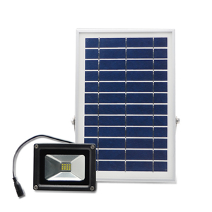 3.7 v/4000mah 6 Voltage auto led panel lighting solar floodlight solar power home road light