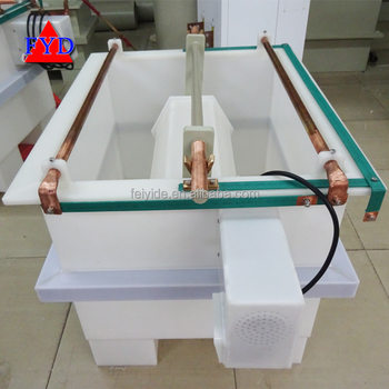 Feiyide Zinc Nickel Chrome Electroplating / Plating Tank - Buy Nickel  Plating,Nickel Plating Tank,Zinc Nickel Plating Product on Alibaba com