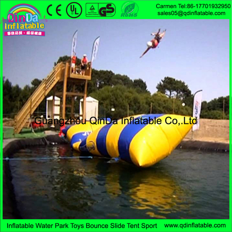 Hot deals water sport equipment airtight water blob launch for jumping on the lake or sea