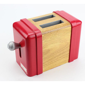 Wondrous Red Pop Up Toaster Wooden Play Kitchen Set Of Early Education Toy For Kids View Educational Wooden Toys Product Details From Yunhe Xinqiao Toys Download Free Architecture Designs Lectubocepmadebymaigaardcom