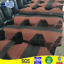 Color Stone Coated Metal Roof Tiles/Asphalt Shingles/Size