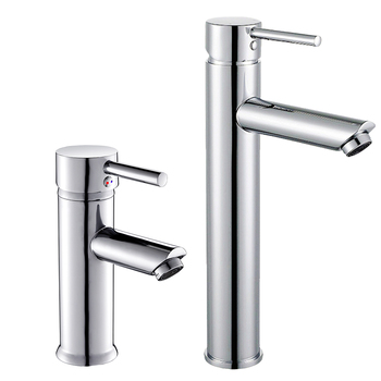 A0054 Deck mounted  washing single handle sink faucet wholesale,  bathroom water basin zinc faucet