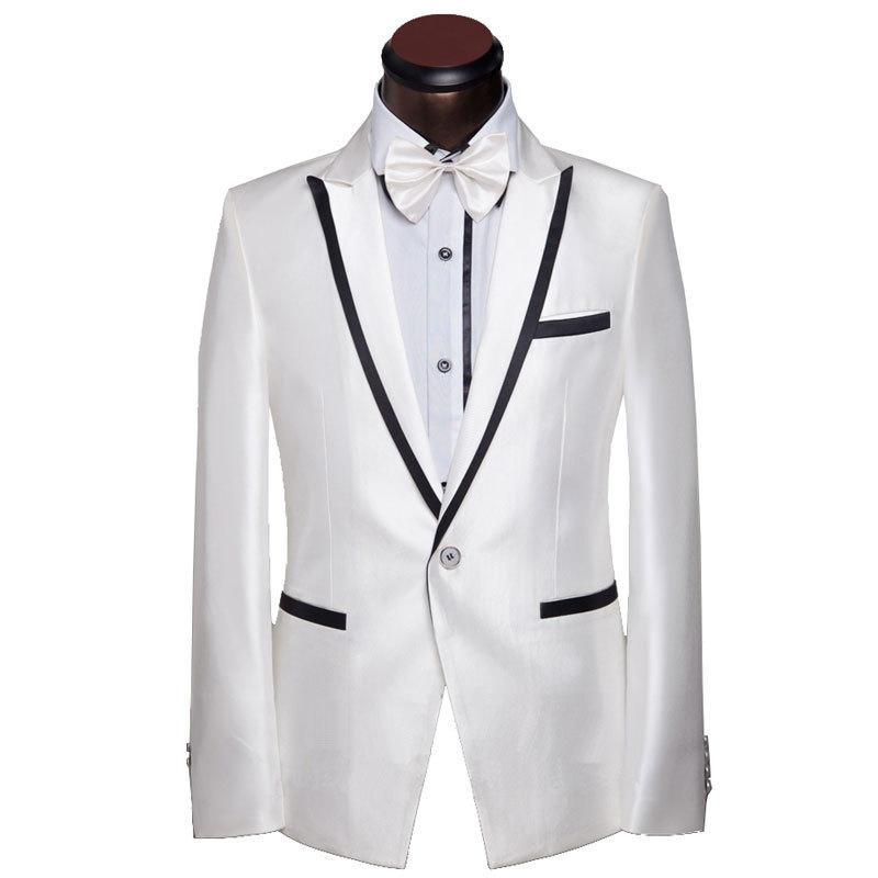 Cheap Mens White Suits, find Mens White Suits deals on line at ...