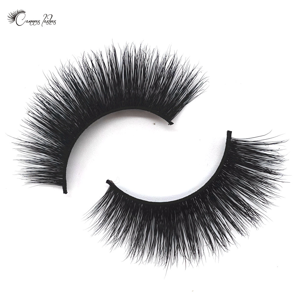 100% Handmade Premium Mink Fur False Lashes