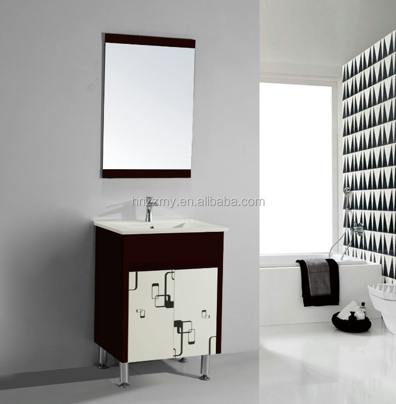 Customized India Vanity Bathroom Mirror Cabinet 1004 Jpg