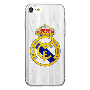Hot sale association football club CHELSEA tpu back phone case for iphone 6 7 8 X plus