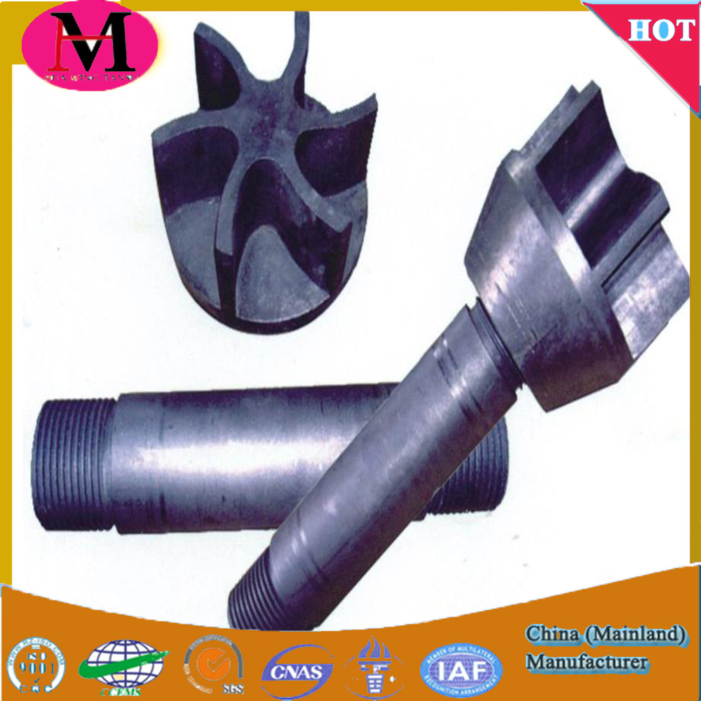 Degassing Graphite Rotor for aluminium die cast
