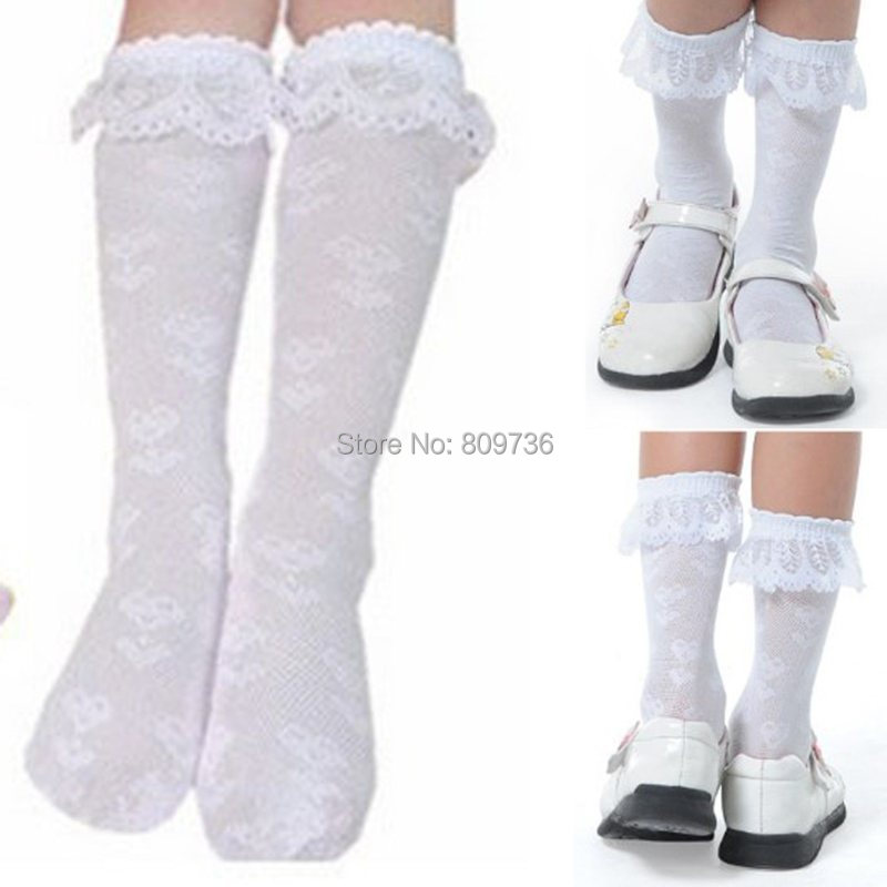 2a93e9ccd0218 Cheap Girls White Frilly Socks, find Girls White Frilly Socks deals ...