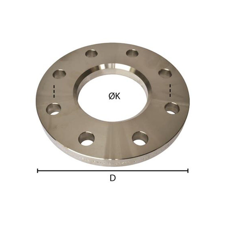 Wholesaler Price Stainless Steel or Carbon Steel 6 Inch Astm A150 Flange