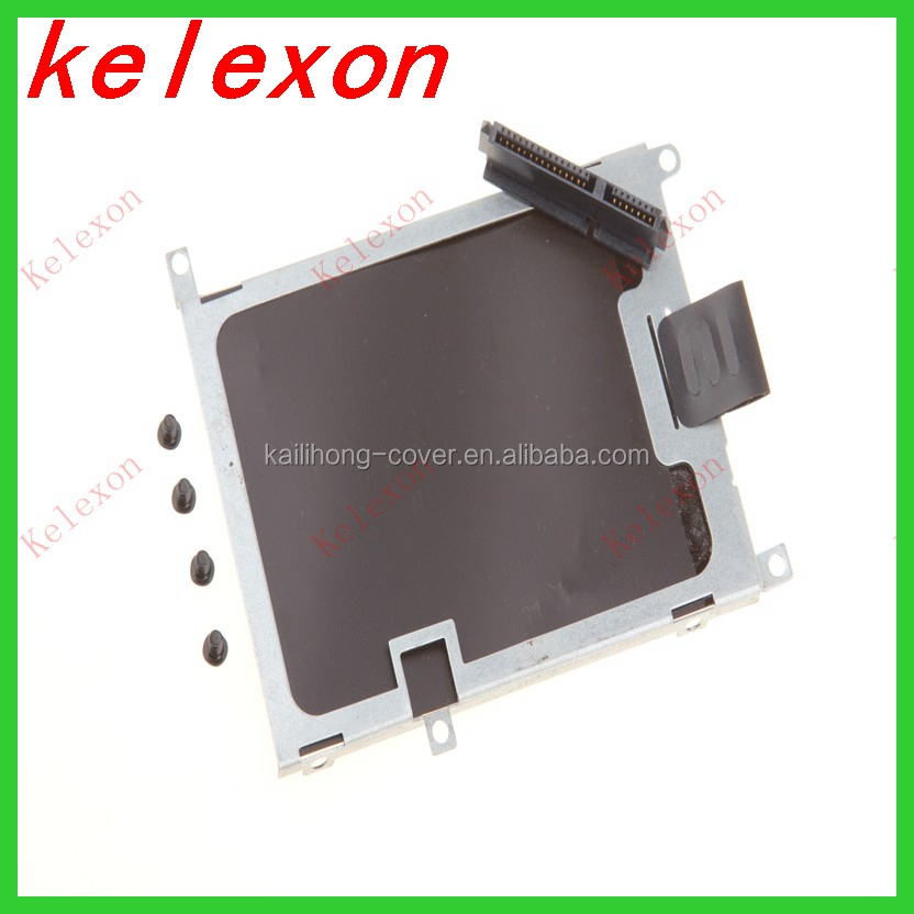 Laptop hard drive caddy cover lid with dcrew for dell latitude E4310 black CODCA