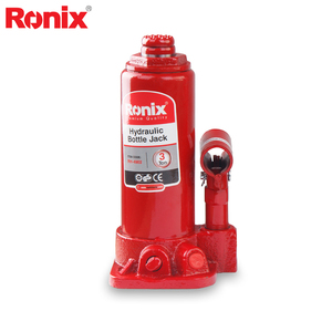 Ronix 10% OFF 3 Ton Small Car Lifting Hydraulic Bottle Jack For Sale RH-4902