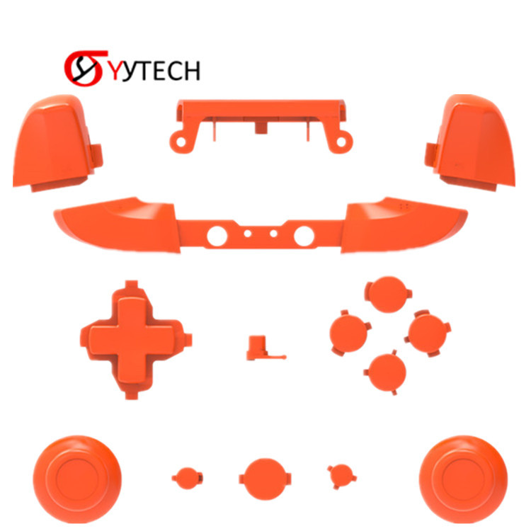SYYTECH 10 colors Replacement Full set Button Kit Case for Xbox One Slim S Controller Shell фото