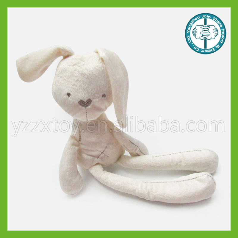 Best made hot sale baby sleeping comforting appease soft <strong>rabbit</strong> baby toys