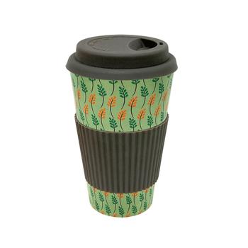 f8e2794f934 Coffee to go 12oz Tumbler Reusable Custom Edible Grade Coffee Cup