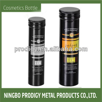S-100ml Test Tube With Aluminum Screw Cap China Supplier