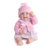 Toy factory hot sales 42CM vinyl craft dolls vinyl dolls for kids