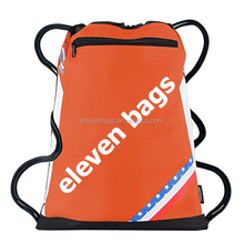 Sports Outdoor Travel Sack Pack Polyester Drawstring Bag