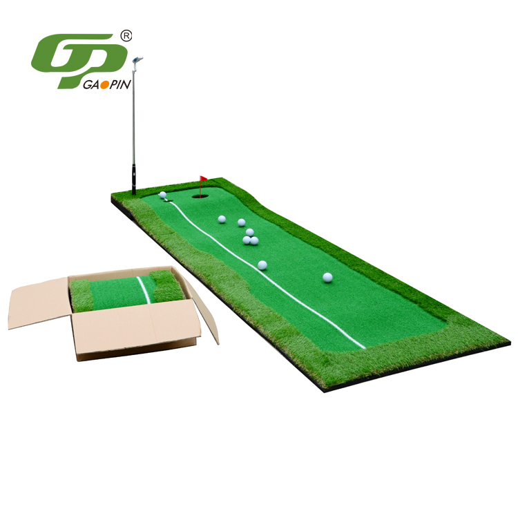 Personnel portatif de Mini Golf Putting Green