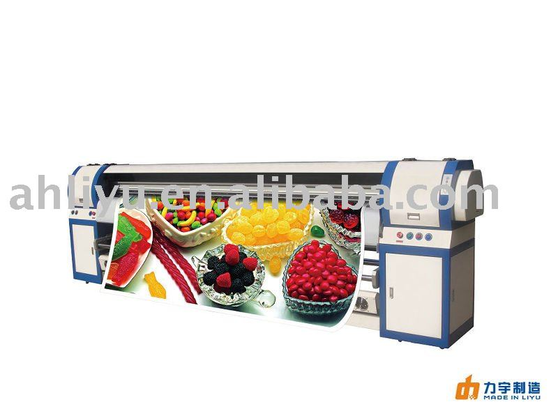 LIYU Maxima PZ series inkjet machine