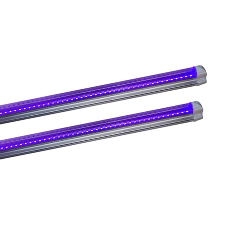 hot selling factory price t8 uv lamp Integrated uv curing Tube Light 2ft 365nm T8 T5 Uv Tube Light for Sterilizator