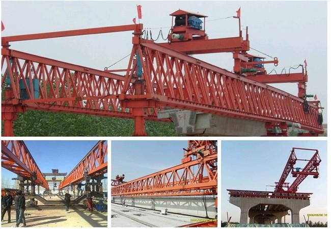 900t i beam 24m bridge beam launcher machine manufacturer price
