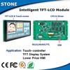 RS485/ RS232 touchscreen with pcb board 5 inch TFT LCD Module
