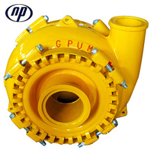 Sand Suction Dredge Pump for Dredging Booster Station