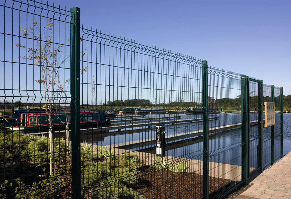 High Quality New Product Heavy Gauge Galvanized Welded Wire Mesh ...