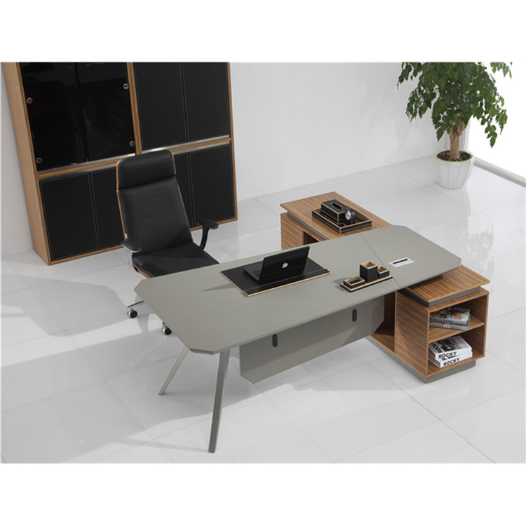 Executive Office Desk W27 Stainless