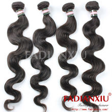 hot sell hairstyle malaysian hair weave body wave