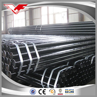 2017 New products on china market Trending black steel pipe Container Delivery