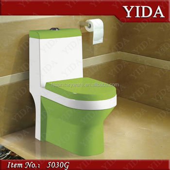 huge selection of ae38a 7ea4f Bathroom Toilet Seats,Light Green Color Wc Toilet,Water Closet One Piece  Toilet Wc - Buy Wc Toilet,One Piece Toilet,Bathroom Toilet Seats Product on  ...