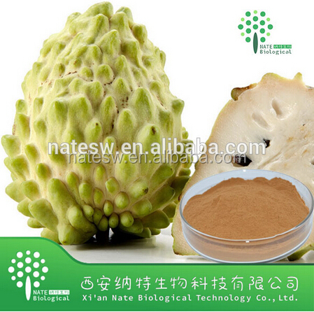 Anti-cancer High Quality Custard apple extract graviola extract soursop Extract