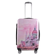 best gift 20/24/28 inch luggage travel bags trolley