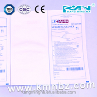 Disposable dental lab material self sealing sterilization pouch