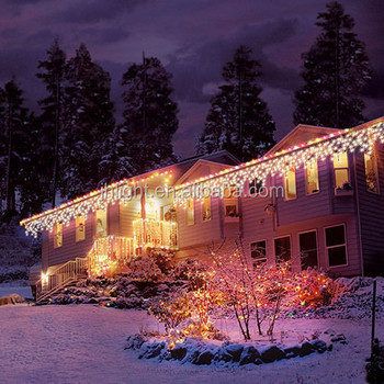 200l rice bulb snowing icicle cheapest christmas lights multi color christmas rice icicle light