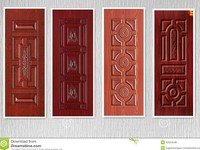 luxury furniture main door wood carving door panel design