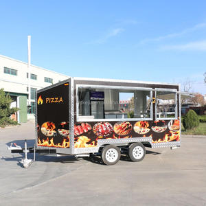 hot dog cart , Pizza Cart, Fast Food trailer for sale