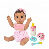 Factory Direct Sale 20 Inch Lifelike Soft Vinyl Baby Doll