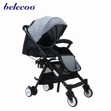 Belecoo Time star throne easy folding baby stroller compact indonesia