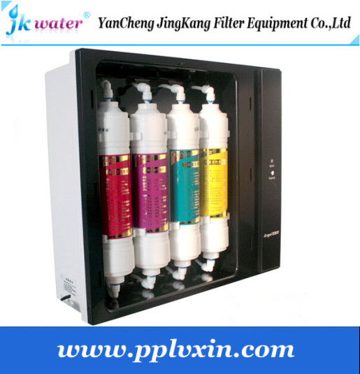 Korea style PP/GAC/CTO quick fitting water filter cartridge