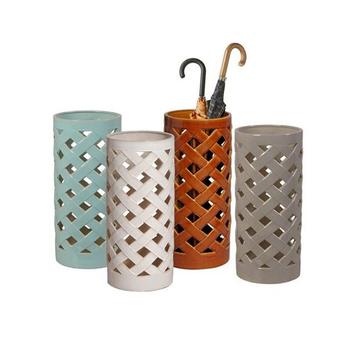 Colourful Indoor Ceramic Umbrella Stand - Buy Ceramic Umbrella Stand ...